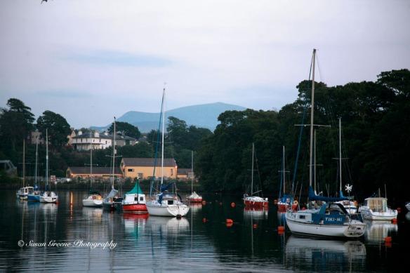 harbor, Gwynedd, Wales