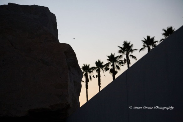 Levitated Mass, Michael Heizer