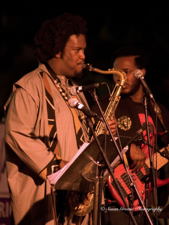 Kamasi Washington and the Next Step