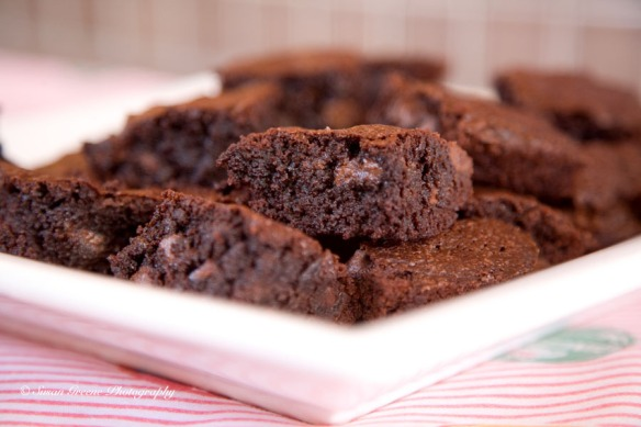 brownies, dessert