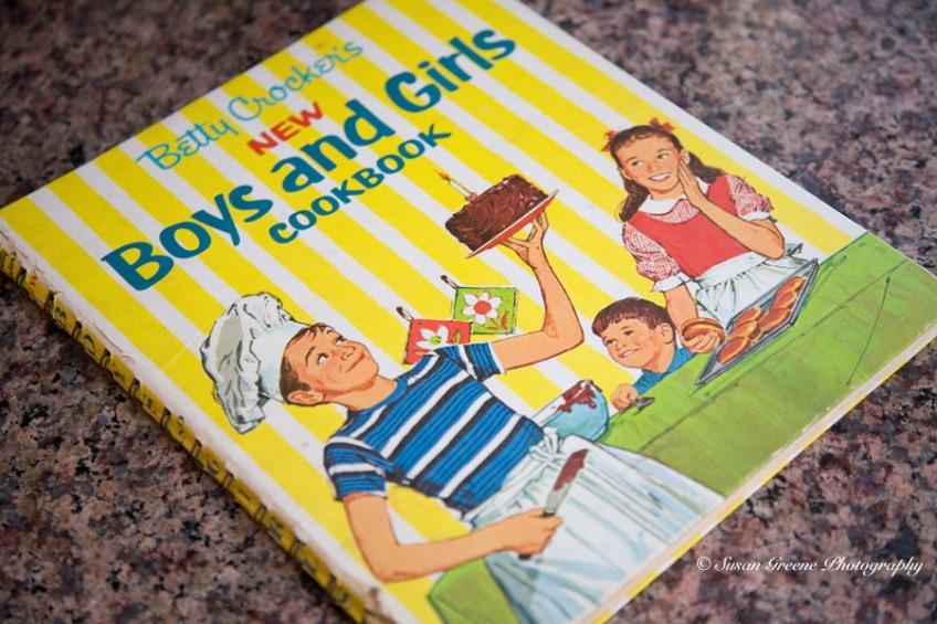 Betty Crocker boys and girls cookbook