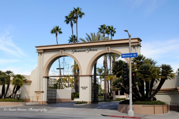 paramount pictures melrose gate