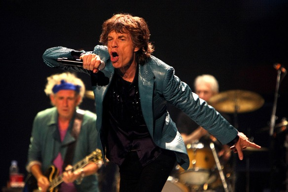 The Rolling Stones: Forceful