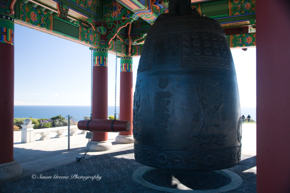 Korean Friendship Bell, San Pedro CA