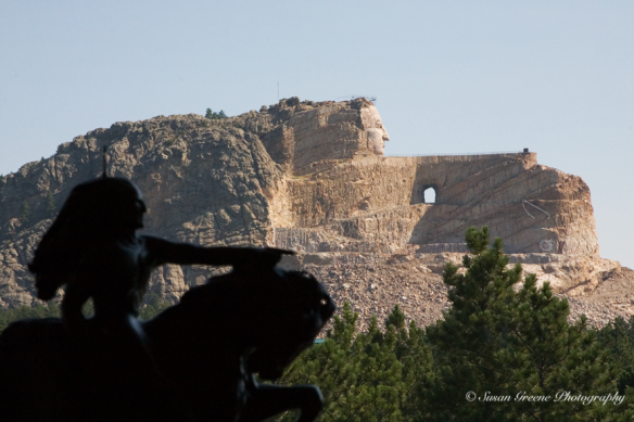 South Dakota Chief Crazy Horse Monument