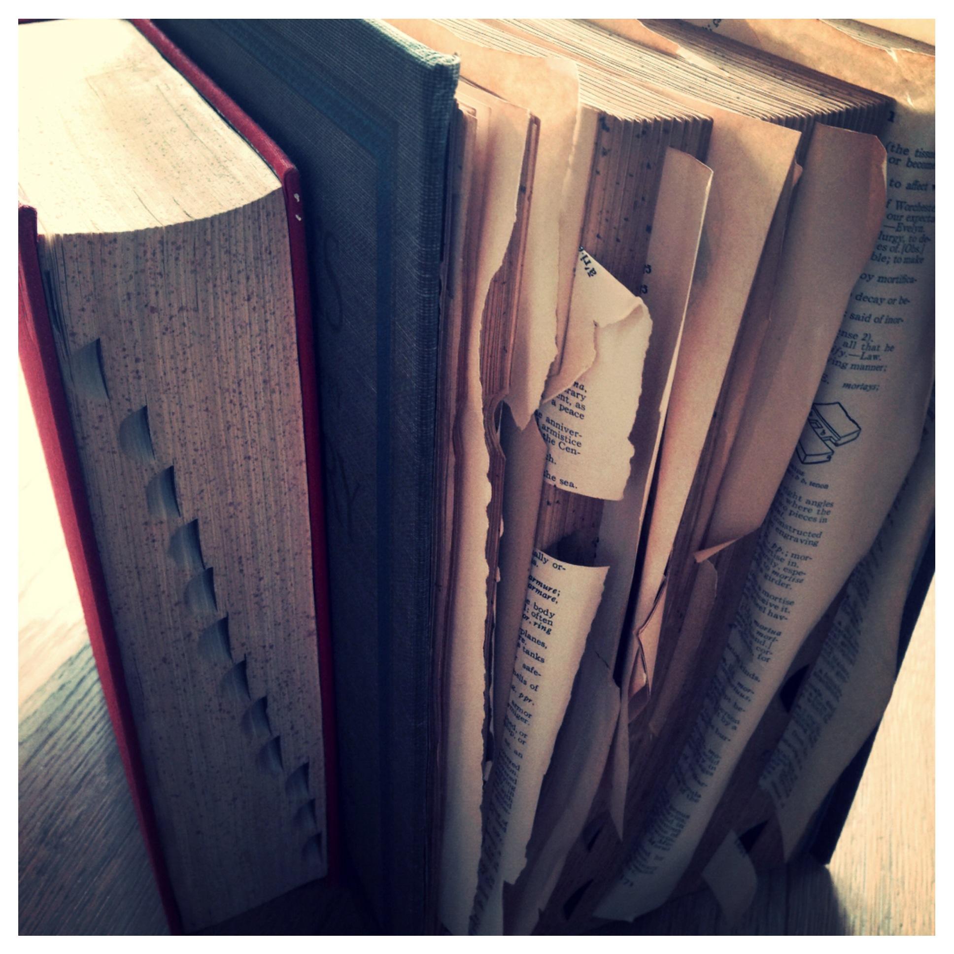 inside books
